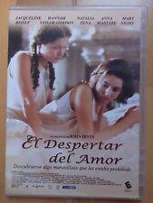 DVD,El despertar del Amor.Jacqueline Bisset,Hannah Taylor-Gordon