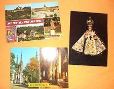 Postkarten - Set Motiv Tschechien 3 Stuck