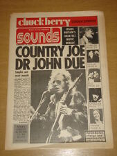 SOUNDS 1973 FEB 24 COUNTRY JOE DR JOHN THIN LIZZY YES