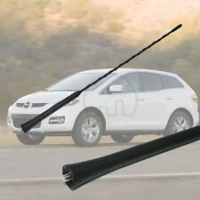 "16"" Universal Car Roof Mast AM/FM Whip Fuba Aerial Antenna For Mazda 3 5 6 BMW"