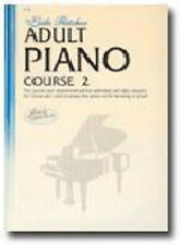 LEILA FLETCHER ADULT PIANO COURSE 2 BOOK W/ CD SLASHED!