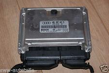 Motorsteuergerät Audi A6 4B 2,5 TDI 4B1907401D Motor AYM 155PS 0281010494