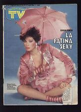 SORRISI 16/1984 FENECH DRUPI SUSANNA MESSAGGIO IL TULIPANO NERO CARTONE A-TEAM