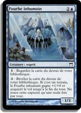 MTG Magic CHK FOIL - Callous Deceiver/Fourbe inhumain, French/VF