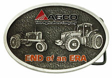 AGCO Belt Buckle Agriculture Spec Cast Farmer Tractor Officially Licensed