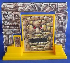 Domino Rally Expansion Replacement Extra Pieces Parts Doorway To Doom Yellow