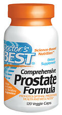 Comprehensive Prostate Formula - Doctor's Best - 120 Veggie Caps