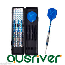 Premium 3 Pieces Professional 90% Tungsten Darts 20g Hard Dart Set Camborne 01H