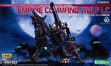 KOTOBUKIYA ZOIDS HMM 002 EHI-3 EMPIRE COMMAND WOLF LC 1/72 Plastic Model Kit NEW