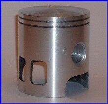 KIT SET PISTON KOLBEN PISTONS CON FASCE HONDA 125 NS MTX 1985 Cil.Nickel
