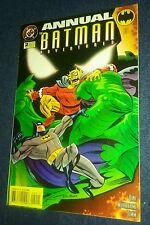 BATMAN ADVENTURES ANNUAL #2 DC BRUCE TiMM PAUL DiNi ras al ghul dc comics 12