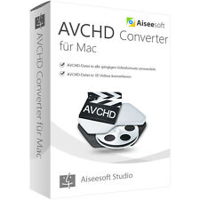 AVCHD Converter MAC Aiseesoft -lebenslange Lizenz Download