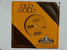 NEIL DIAMOND I am ... i said / Sond sung blue OLD GOLD OG 9205