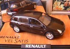 RENAULT VELSATIS 3.5 V6 INITIALE 2005 PHASE 2 MARRON GLACE NOREV 7711237306 1/43