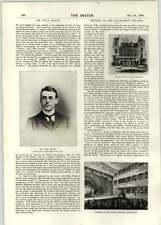 1896 el Sr. Cirilo Maude historia Haymarket Teatro cantón Woodville