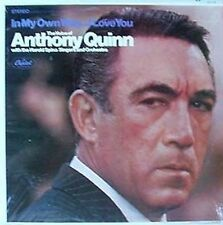 ANTHONY QUINN - IN MY OWN WAY.. I LOVE YOU - SEALED LP