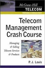 Telecom Management Crash Course : A Telecom Company Survival Guide (Crash Course