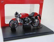 Ducati Sport 1000 Motorrad ( 2006 ) rot / AutoArt 1:12