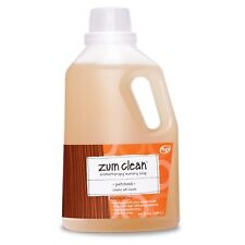 Zum Clean Aromatherapy Laundry Soap Patchouli 64oz