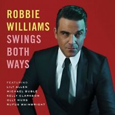 Robbie Williams-muovete both ways (Deluxe Edition) CD + DVD POP NUOVO