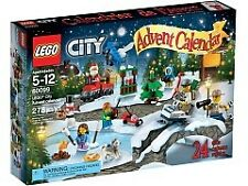 Lego 60099 City Advent Calendar 2015