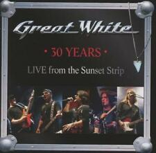 30 Years-Live from the Sunset Strip di Great White (2013)