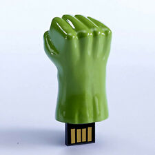 8GB Avengers Iron Man Hulk Hand Memory Stick USB 2.0 Flash Drive