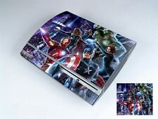 Avengers 260 Vinly Skin Sticker Cover Protector for Sony PS3 PlayStation 3