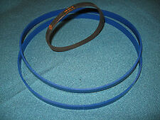 "BAND SAW TIRES AND DRIVE BELT MADE IN USA FOR GMC  9"" BAND SAW MODEL GMC BS230L"