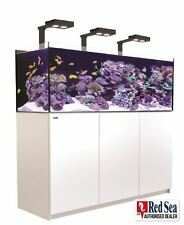 Red Sea Reefer 450 Deluxe Komplettaquarium mit LED Beleuchtung weiß