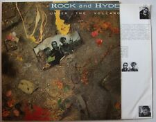 Rock And Hyde Under The Volcano 80s Rock LP Bob Rock