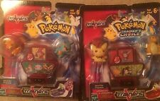 Pokemon V Trainer Battle Packs Dragonite Pichu Torchic Marshtomp NEW Figures