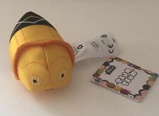 "Disney Store Mini 3.5"" Tsum Tsum C-3PO Star Wars Collection FREE SHIPPING"