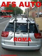 PORTABICI POSTERIORE AFS AUTO PER 3 BICI X CITROEN C5 SW STATION WAGON ANNO 2010