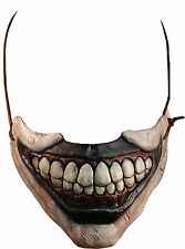 HALLOWEEN ADULT AMERICAN HORROR STORY TWISTY CLOWN  *MOUTH* MASK PROP