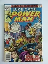 Marvel - Luke Cage Power Man August 1977 No. 46