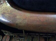 Vintage Tenor Saxophone C.G. Conn 10M S#282650 (Naked Lady)