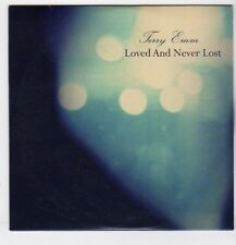 (EO225) Terry Emm, Loved And Never Lost - 2013 DJ CD