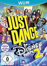 Nintendo wii u jeu: Just dance disney party 2 wiiu NEUF & OVP