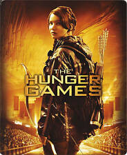 The Hunger Games (Blu-ray + Digital HD) Steelbook New/Free Shipping
