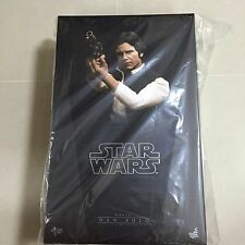 Hot Toys MMS 261 Star Wars Episode IV A New Hope Han Solo (Normal Edition) NEW