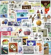 Pologne - Poland 1000 timbres différents