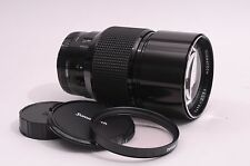 EXC++ SUMMATECH 200mm f2.8 MC LENS FOR PENTAX PK MOUNT, CAPS, BONUS UV FILTER