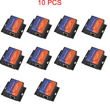 10 Pcs USR-TCP232-302 Tiny Size Serial RS232 to Ethernet TCP IP Server Module