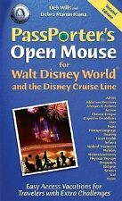 NEW Passporter's Open Mouse for Walt Disney World and the Disney Cruise Line: Ea