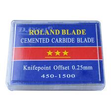 45° Foison Redsail Vinyl Cutter Blades Knife for Reflective Sheet Cut -5pcs/lot