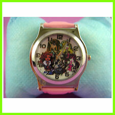 NEW Monster High Girl Quartz Fashion Child Women Wrist Watch Wristwatch