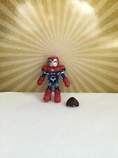 Marvel Minimates Dark Avengers #1 Iron Patriot SDCC Exclusive CHEAP Intl Ship