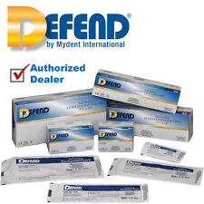 "Defend Sterilization Pouches 200 box  2 1/4"" x 4"" TATTOO 2.25"" x 4"" POUCH USA"