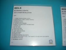 EELS - BLINKING LIGHTS AND OTHER REVELATIONS - RARE 2CD ACETATE SET - PRINTED